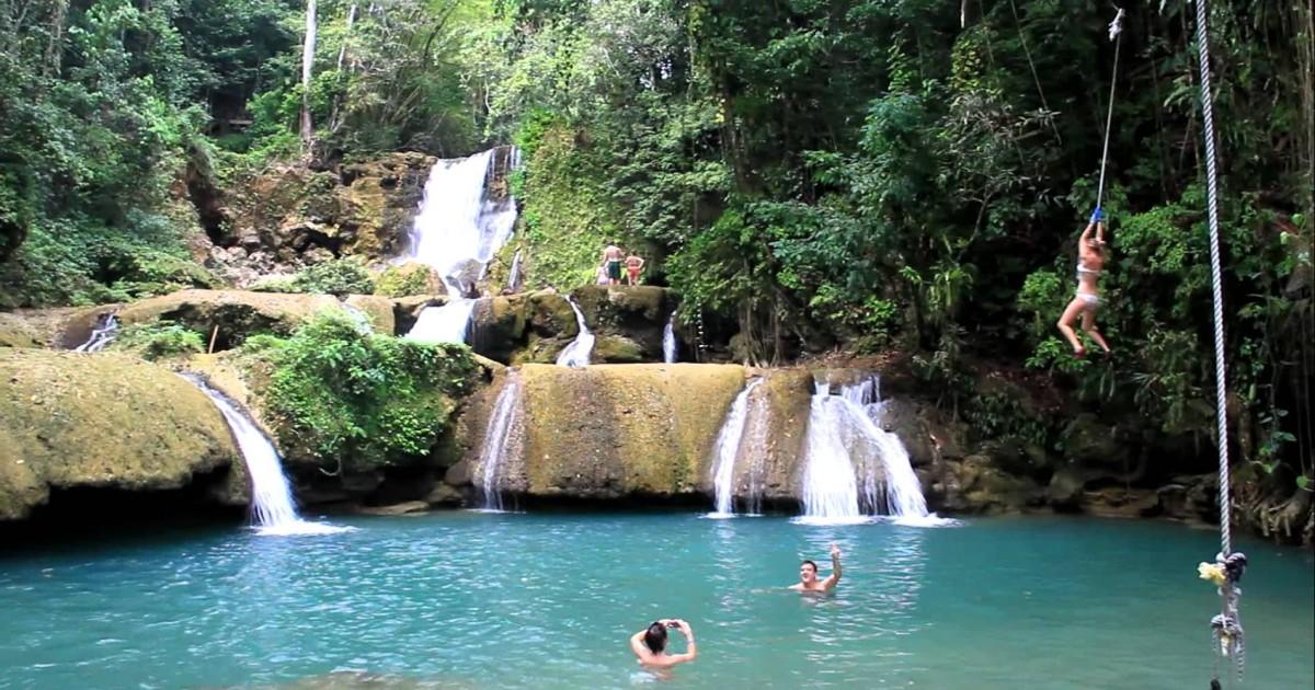 YS Falls, St. Elizabeth Jamaica