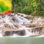 World Famous Attraction Dunn's River Falls Ochorios Jamaica