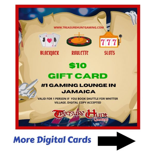 Treasure Hunt Digital Gift Card